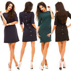Women\'s Bandage Bodycon Long Sleeve Evening Party Cocktail Short Mini Dress New