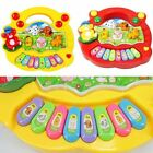 Musical Educational Animal Farm Piano Developmental Music Toy for Baby Kids New