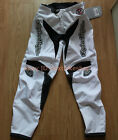 All New Troy Lee Designs TLD Men's GP Midnight Racing Pants White With Pads