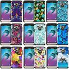 Slim Hybrid Armor Case Design Protective Cover for LG K3 / LG LS450