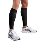 Actesso Calf Support Sleeve for Shin Splints Running Pain Sports Bandage 1 PAIR