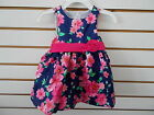 Infant, Toddler, & Girls American Princess Assorted Floral Dresses Size 3mo - 10