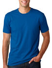 Next Level Premium Crew T-Shirt Mens Soft Fitted Basic Plain Tee Shirt. 3600 image