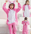 Pigiama kigurumi costume unicorn carnevale adulti cosplay animali tuta party