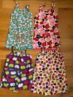 GIRLS EX MINI BODEN JUMPSUIT PLAYSUIT ROMPER VEST SHORTS 2 3 4 5 6 7 8 9 10 YR
