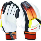 Kookaburra Blaze 150 Mens Kids Cricket Batting Gloves White/Black/Red