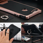 Tough Armor Metal Ring Holder Stand Heavy Duty Case Cover For iPhone 7 / 7 Plus