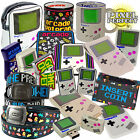 80's Retro Gaming GIfts-Lighter,Cufflinks,Mug,Key-Ring,Luggage Tag,Coaster,Belt
