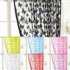 Curtain Household Products Curtain Butterfly Curtain Lace Fabric Lace Curtain
