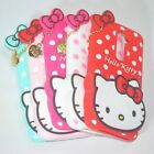 Lovely 3D HelloKitty Cartoon Silicone Case Cover For Lg G2 Cell Phone