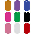 20pcs Aluminum Custom Military Dog Tags for Pets Personalize
