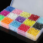 2016 DIY jewelry beads crsytal beads 4500pcs& cord string elastic stretch 10m