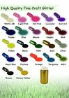 Fine Glitter Arts and Crafts Nail Art 20oz Bulk Wholesale Available in 22 colors