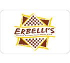 Erbelli's Gift Card - $25, $50 or $100 - Fast Email delivery