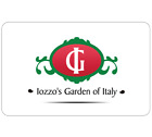 Iozzo's Garden of Italy Gift Card - $25, $50 or $100 Email delivery