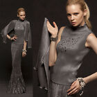 SPECCHIO Stand neck sleeveless top with sequins, womens s m l xl 2x 3x NWT