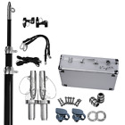 Bell Marine Viper Pro Series II Removable 3 Stage Telescopic OutRigger Bundle
