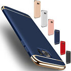 Luxury Thin Electroplate Hybrid Hard Back Case Cover For Samsung Galaxy J7 Phone