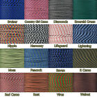 425 lb 3 Strand Paracord Tactical Cord Survival Craft Outdoors 10' 25' 50' 100'