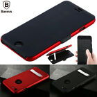Flip Shockproof Kickstand Full View Window Case Smart Cover For iPhone 7/7 Plus