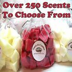 40 Wax Tart Melts 8 oz Chunks Chips Crumble Candle 250 Scents-Pick Your Favorite