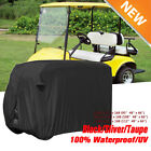 Waterproof 4 Passenger Golf Cart Cover Fits EZ GO,Club Car Yamaha S/L/M Anti UV@