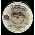 """FLASH CADILLAC AND THE CONTINENTAL KIDS Did You Boogie With Your Baby 7"""" VINYL"""