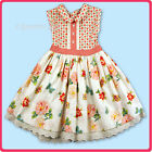 ROOM SEVEN  NWT Girls  Sprig/Summer Dress      RETAIL $96.00
