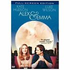 Alex and Emma (DVD, 2003, Standard)