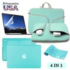 NEW Bag+Matte Hard Case+LCD+Keyboard Cover Macbook Air 13/11 Pro 13/15 Retina 12