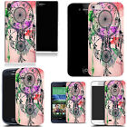 art case cover for many Mobile phones - pink dreamcatcher silicone