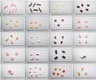 MINIATURE RESIN SWEET THINGS - KAWAII, DECODEN, CRAFTS - 20 SWEETS TO CHOOSE FRO