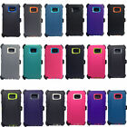 For Samsung Galaxy Note 5 Defender Case Protector Cover [Clip Fits Otterbox]