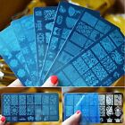 20 Design DIY Nail Art Stamp Template Image Stamping Plate Stencil Manicure DIY