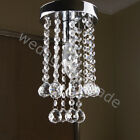 Modern Crystal Porch Light Aisle Balcony Lamp Hall Lanterns Ceiling Light