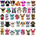 """6"""" TY Beanie Boos boo Babies Soft Toy Plush Wishful Waddles Rootbeer Coconut"""