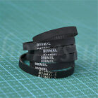 1PCS Teeth Cogged Gear Rubber For 3D Printer Timing Belt 59 60 66 73 75 80 MXL