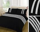 NEW LUXURY & STYLISH DUVET COVER  & PILLOW CASE QUILT COVER BEDDING SET ALL SIZE
