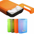 "3.5"" Dust-proof Case SATA IDE HDD Hard Drive Disk Anti-Static Storage Natural"