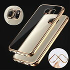 NEW Clear Crystal TPU Phone Case Cover for Samsung Galaxy S7 Edge