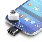 2Pcs USB Male to USB 2.0 Adapter OTG Converter for Android Tablet Phone Natural