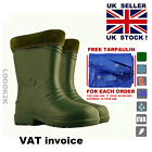 Mid Calf Thermal LIGHTWEIGHT EVA MATERIAL Wellies Wellington Boots Wellingtons