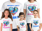 Finding Dory Shirt Birthday T-Shirt Custom Name and Age Finding Dory Party