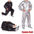 Unisex Heavy Duty Sweat Sauna Exercise Gym Fitness Weight Loss Training Suit