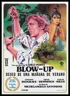 Blow Up FRIDGE MAGNET 6x8 Classic Movie Poster Magnetic Canvas Print #HG