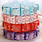 20pc Wedding Birthday Favor Party Sweets Box Flower Cake Candy Gift Boxes Bags