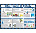 Site Health & Safety Poster - A702