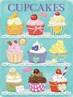 CUPCAKES - TEA SHOP BAKING KITCHEN PASTRY MARY BERRY METAL PLAQUE TIN SIGN 591
