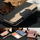 PU Leather Flip Wallet Kickstand Mirror Case Cover For Samsung Galaxy S7/S7 edge