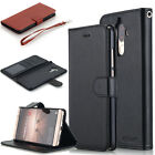 PU Leather Flip Wallet Kickstand Full Body Case Cover For Huawei Mate 9/Honor 6X